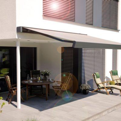 Terrassenmarkise von WAREMA